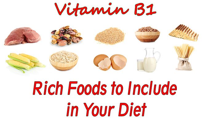 Vitamin-B1-Rich-Foods healthbeckon